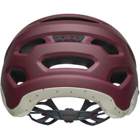 Bell 4Forty Bike Helmet brown/red